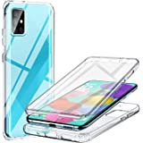 ivencase Samsung Galaxy A51 Case, Full-Body Heavy Drop Protection Shock Absorption Cover with Built-in Screen Protector…