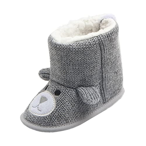 Sharplace Paio Stivali Scarpe da Caldi Invernali Pantofole Peluche Morbidi  Prua Scarpe Scarpine per Neonato Bambini  Amazon.it  Scarpe e borse adb2e91ac5c