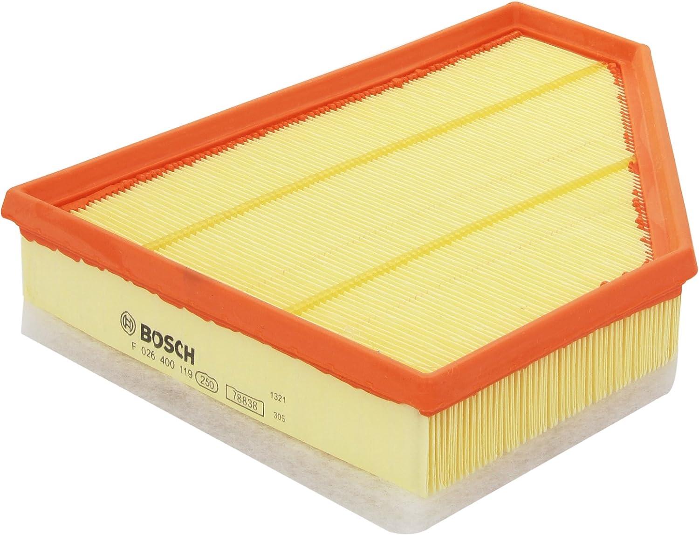 Bosch F026400119 inserto de filtro de aire