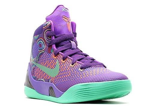 Nike Kobe IX 9 Elite GS  Purple Venom -Size 7y  Amazon.ca  Shoes   Handbags e93896ce27