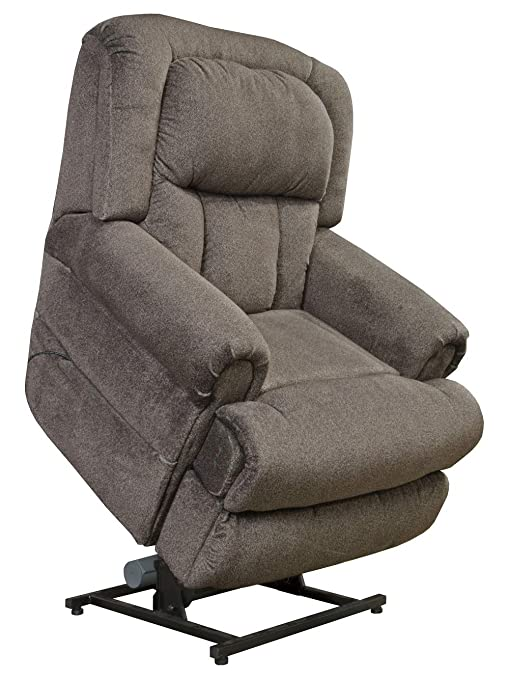Magnificent Amazon Com 4847 Ash Catnapper Burns Power Lift Recliner Dailytribune Chair Design For Home Dailytribuneorg