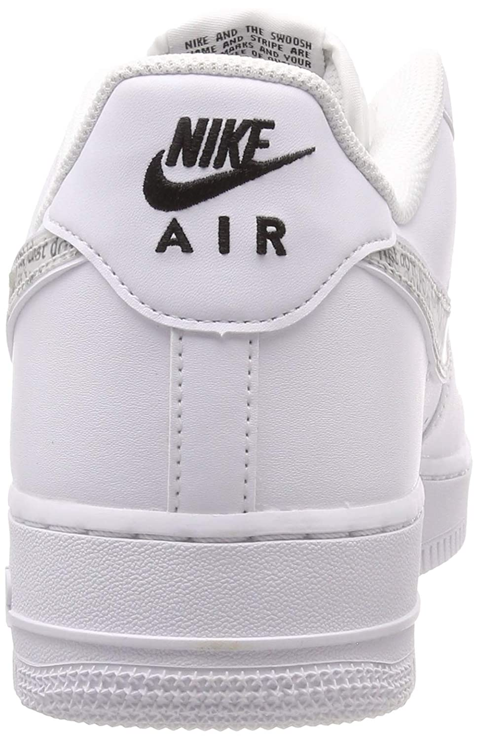 san francisco 10294 c767c Nike Air Force 1 '07 Lv8 JDI Lntc, Sneakers Basses Homme: Amazon.fr:  Chaussures et Sacs