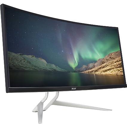 Amazon Com Acer Xr382cqk Bmijqphuzx 37 5 Ultrawide Qhd 3840 X