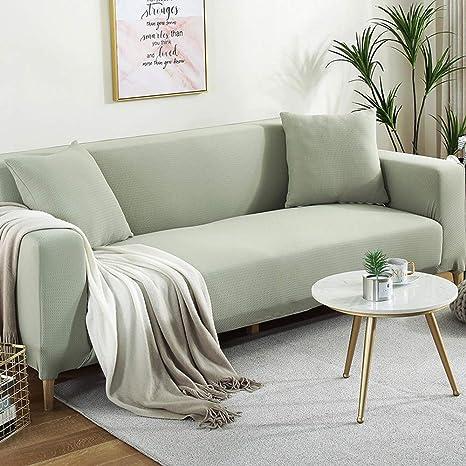 MWPO Funda de sofá elástica, Funda de sofá con Todo Incluido ...