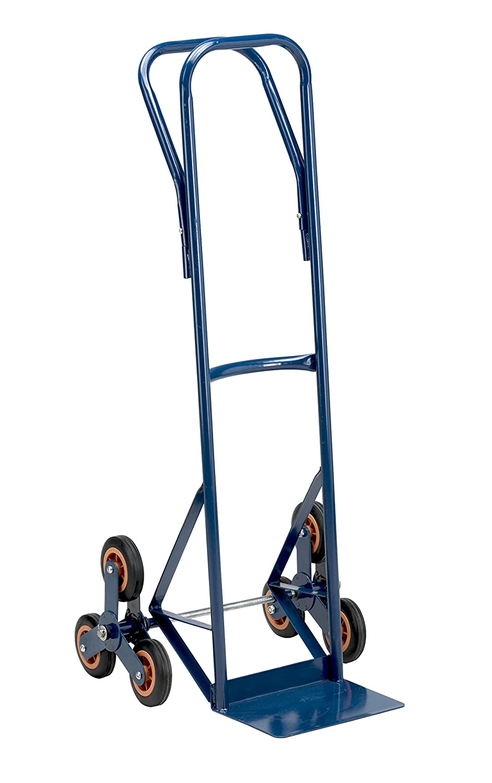 Carrello trasporto per scale Portata max 120 kg Marchio: garden friend. Biacchi C1299029