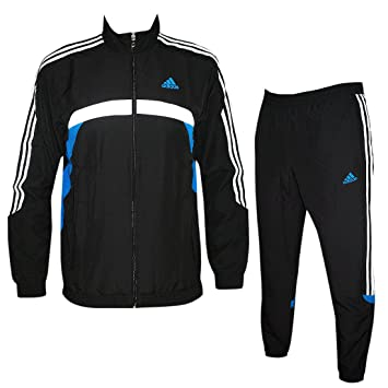 adidas essentials 3-streifen trainingsanzug herren