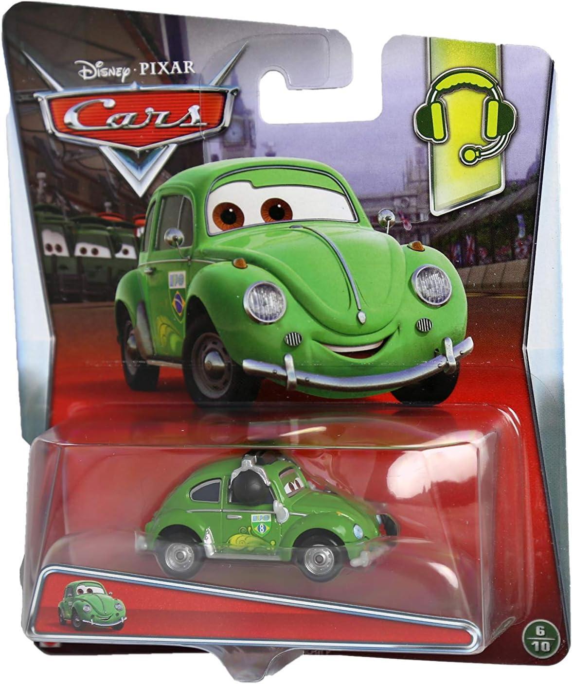 Amazon Com Disney Pixar Cars 2015 Release Wgp Light Green Vw Bug