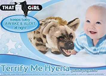 Amazon.com: That Girl Gifts Terrify-Me-Hyena Nightlight ...