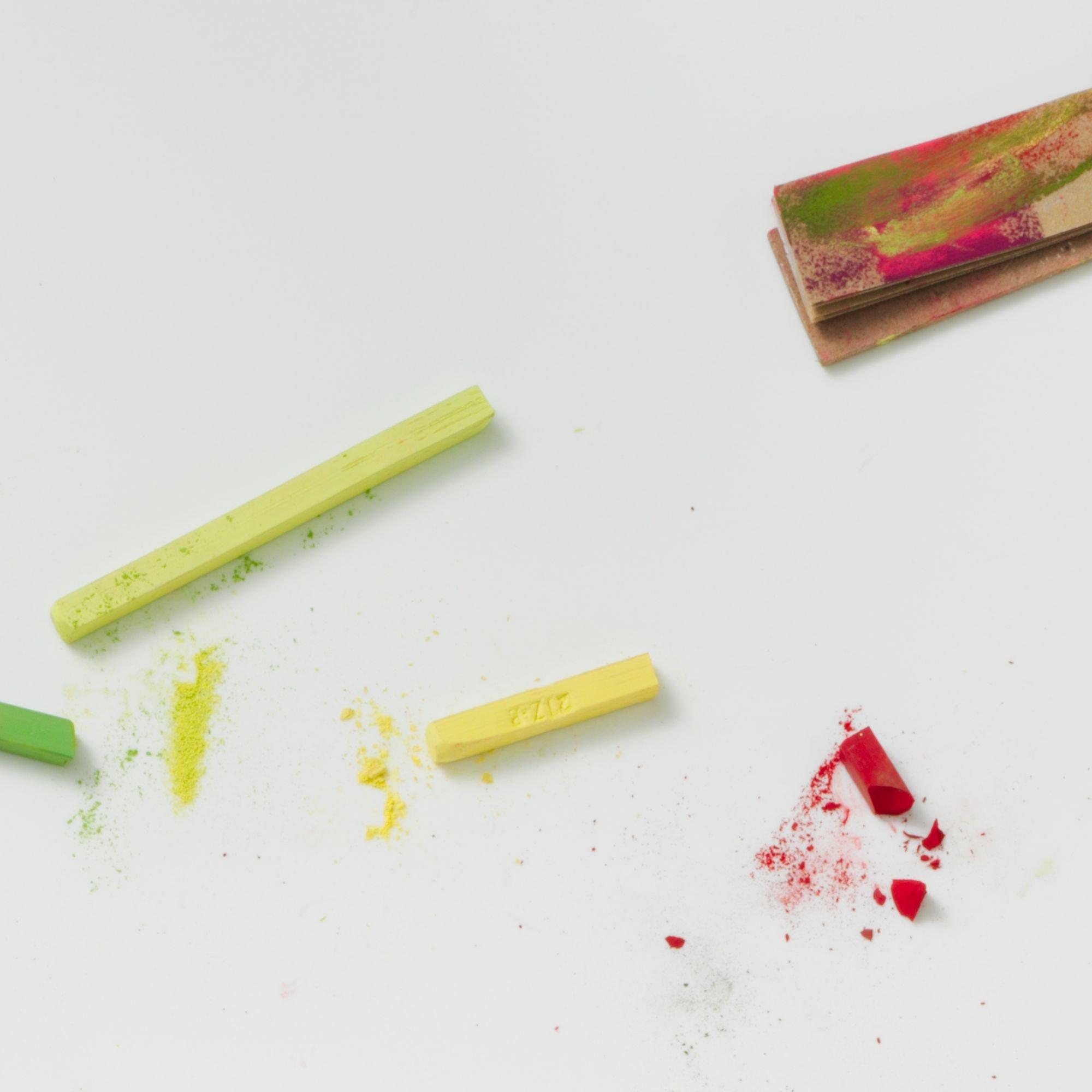 Prismacolor 27055 Premier NuPastel Firm Pastel Color Sticks, 96-Count by Prismacolor (Image #7)