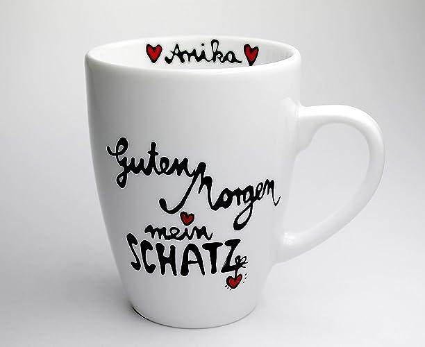 Tasse Geschenk Für Verliebte Personalisiertes Geschenk