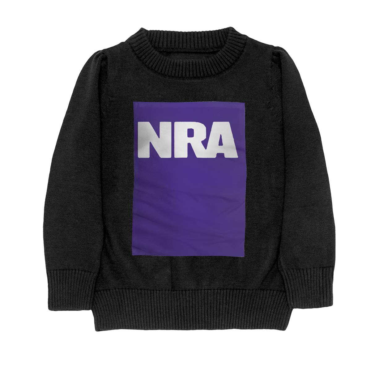 WWTBBJ-B NRA Casual Adolescent Boys Girls Unisex Sweater Keep Warm