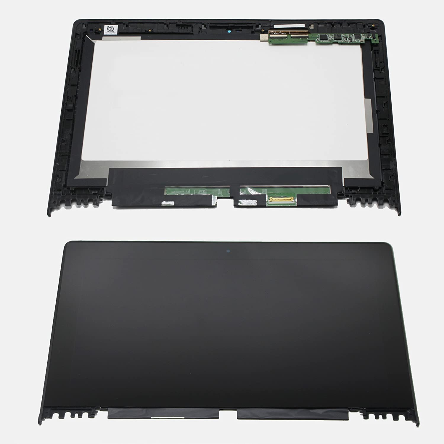 LCDOLED New LCD Screen Display+Touch Digitizer for Lenovo IdeaPad Yoga 2 11 20332 20428 + Frame
