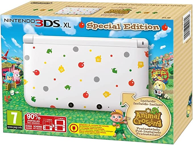3DS XL - Console Con Animal Crossing: New Leaf [Bundle ...
