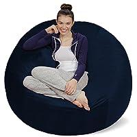 Deals on Sofa Sack Plush Ultra Soft Bean Bags Chairs