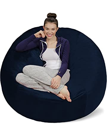 Excellent Bean Bags Amazon Com Machost Co Dining Chair Design Ideas Machostcouk