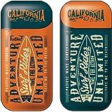 iQOS アイコス 専用スキンシール 裏表2枚セット カバー ケース 保護 フィルム ステッカー デコ アクセサリー 電子たばこ タバコ 煙草 喫煙具 デザイン おしゃれ アイコスシール iQOSシール California カリフォルニア シリーズ California 07 01-iq0061