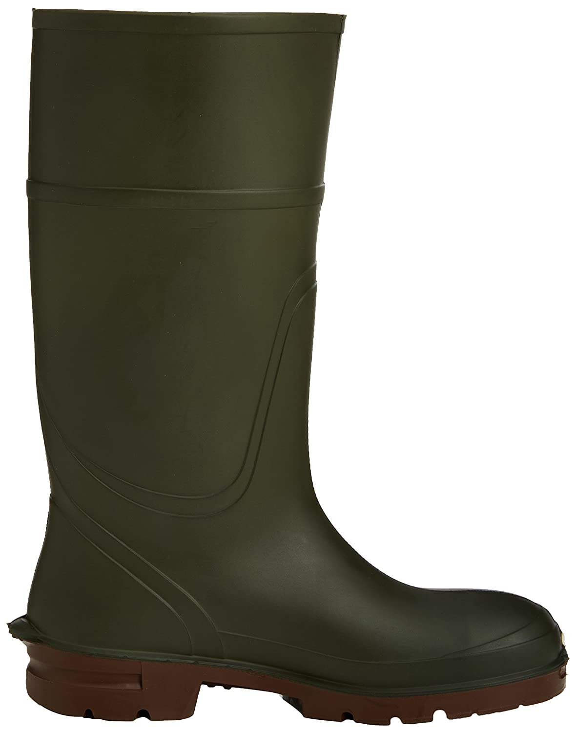 42 EU Regular Dickies Mens Landmaster Wellington Boots FW91105 Green 8 UK