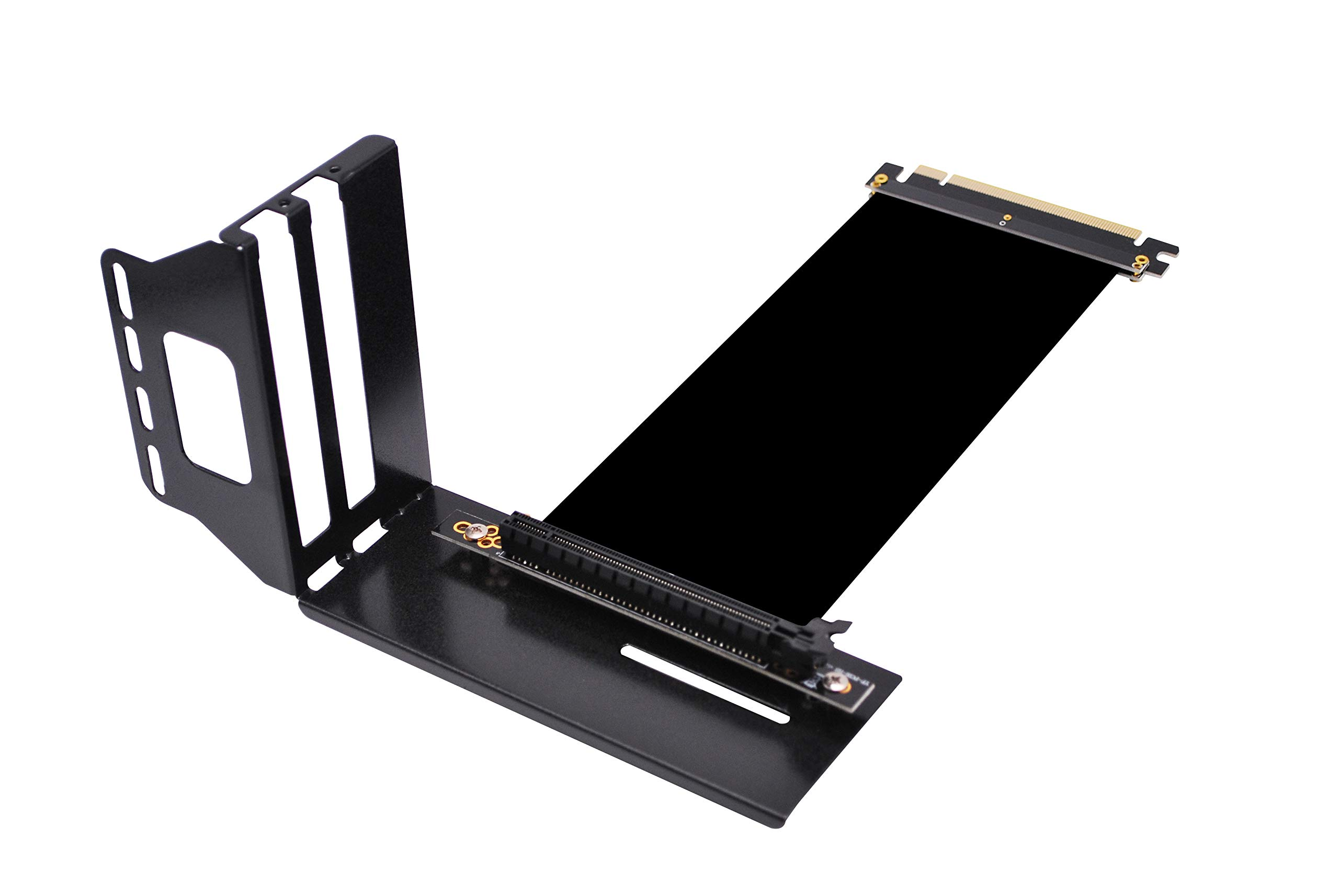 Kaislin Vertical Graphics Card Holder Bracket,GPU Mount ,Video Card Support Kit with Riser Cable by Kaislin