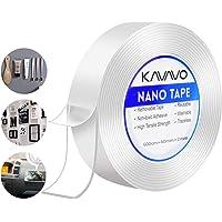 Nano Tape, 600CM Dubbelzijdige Transparante Tape, Multifunctionele Herbruikbaar, Verwijderbare Wasbare, Sticky Strips…
