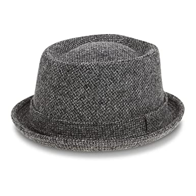 b6e9e0a4cdb90 Marks   Spencer Luxury M S Collection T097172M Pure Wool Pork Pie Hat with  Stormwear™ RRP