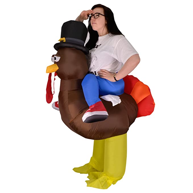 traje de pavo inflable: Amazon.es: Juguetes y juegos