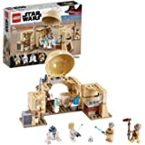 LEGO Star Wars: A New Hope OBI-Wan's Hut 75270 Hot Toy Building Kit; Super Star Wars Starter Set for Young Kids