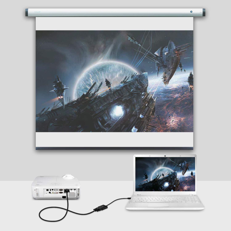 1.8 m Rankie DVI to DVI Monitor Cable Black