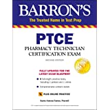 PTCE with Online Test: Pharmacy Technician Certification Exam (Barron's Test Prep)