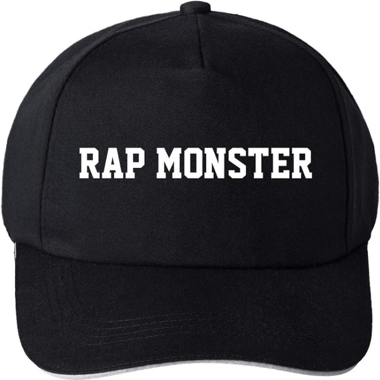 LUPU BTS Member Baseball Cap Jimin J-Hope Suga V Hiphop Hat