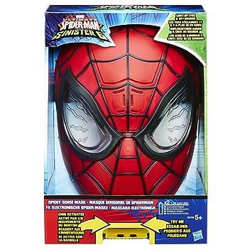 Spider-Man A1514 – Máscara de Spiderman Electrónica