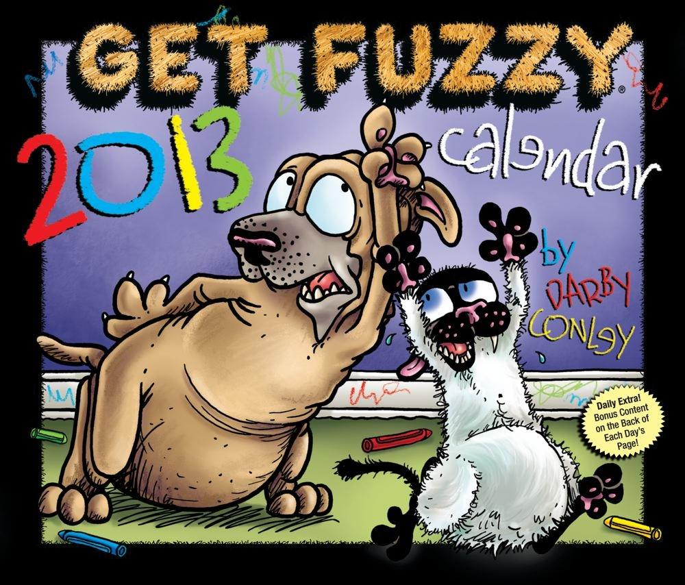 Get Fuzzy 2013 Day-to-Day Calendar pdf epub
