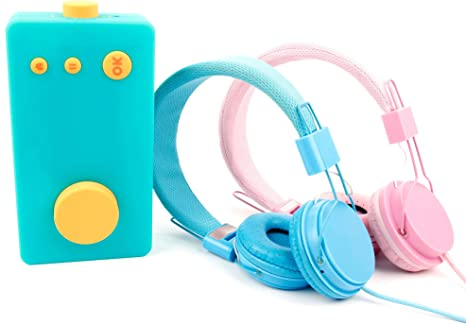 2 pack casque audio enfant