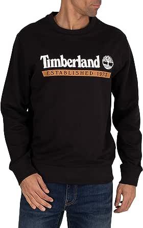 Timberland Men's Es. 1973 Crew Sweat Hoodies