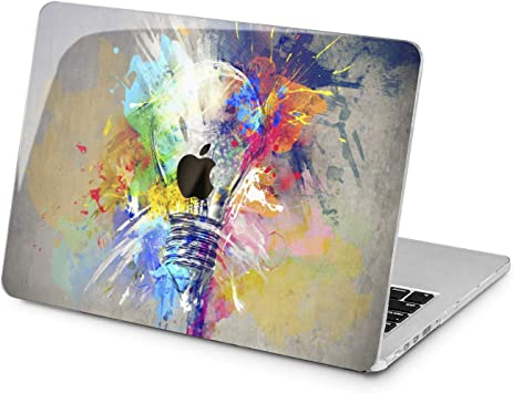 Painting Laptop Hard Case Cover For Macbook Air Pro Retina 11 12 13 15 Touch Bar