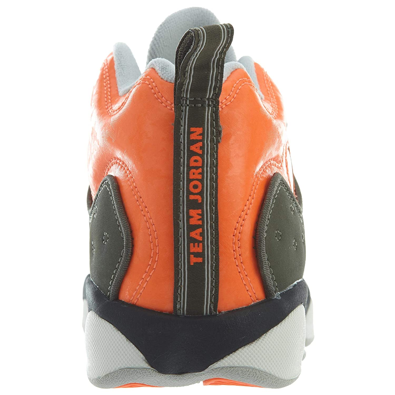 premium selection 4eb6e 6e0b2 Amazon.com   Nike Jordan Youth Jumpman Team II GS Leather Synthetic Trainers    Basketball
