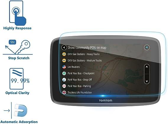 ORIGINAL TomTom Trucker 620 WIFI Touch Screen Digitizer Glass Replacement Parts