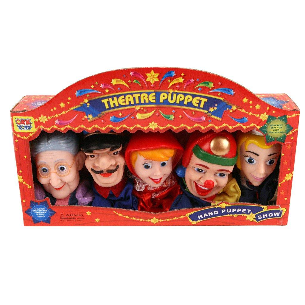 Puppe 5 St/ück Speelgoed 1187//77006