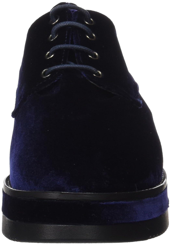 Gadea Damen Damen Gadea Velvet Derbys Blau (Velvet Navy) fa62a2