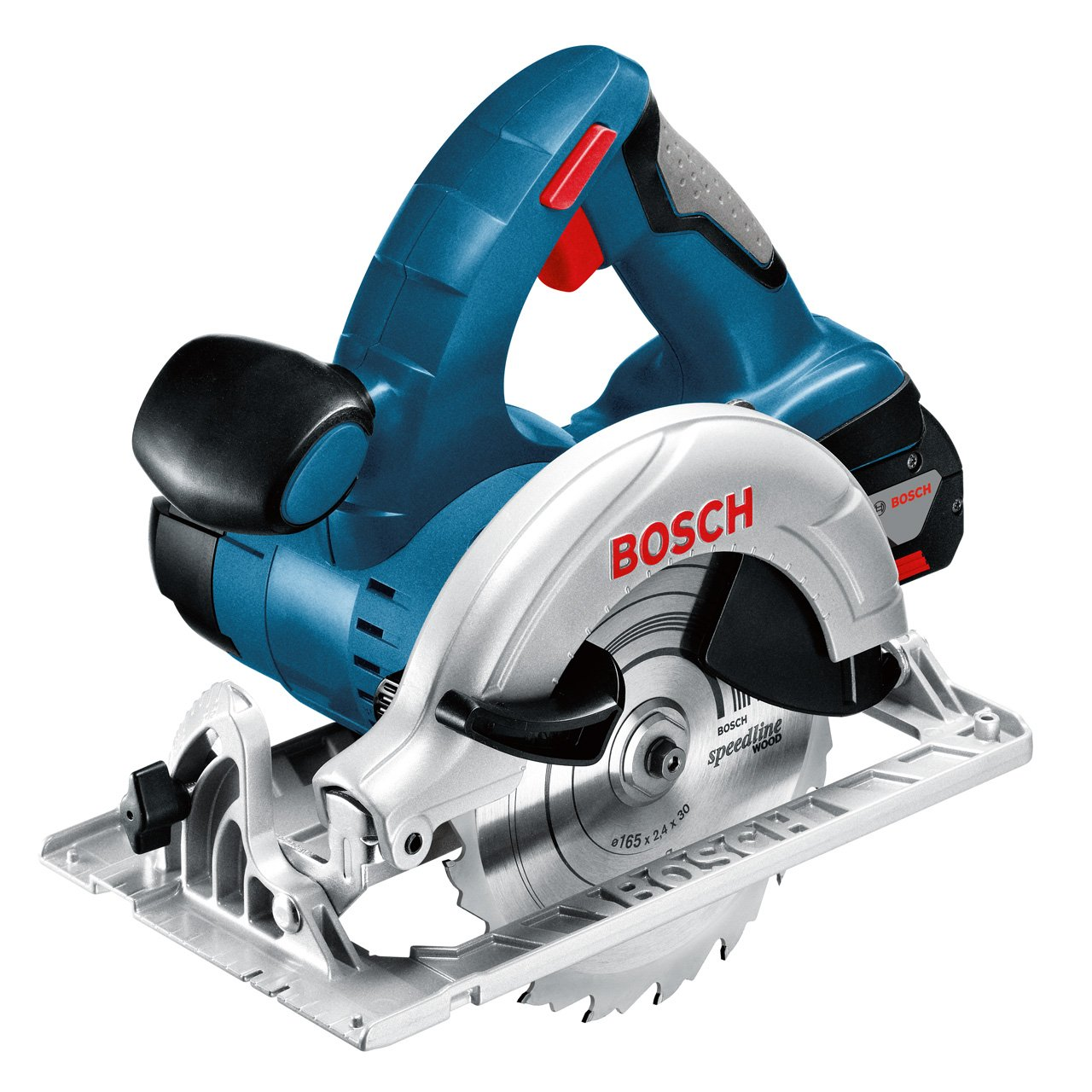 Bosch Professional 060166H008 Scie circulaire sans fil GKS 18 V-Li