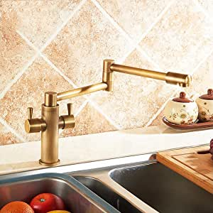 YSRBath Contemporary Kitchen Sink Mixer Monobloc Tap