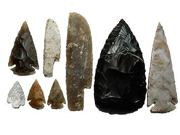Set Arqueologia Experimental (reproduccion de la edad de piedra)