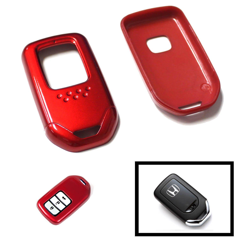 Amazon iJDMTOY 1 Exact Fit Gloss Metallic Red Smart Remote