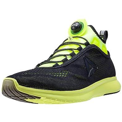 26ff64e7c66 Reebok Men s Pump Plus Tech Sneaker