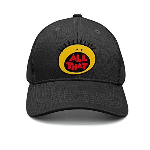 d7595a4197b6b Image Unavailable. Image not available for. Color  SYWHPS All That Hat Dad  Cap 90s Baseball Adjustable Strapback