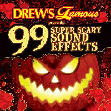 the hit crew drew s famous 99 super scary sound effects cd