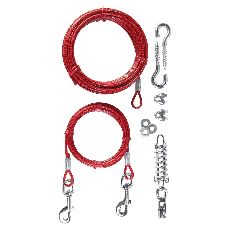 Trixie Kit Câble d'Attache pour Animaux 4011905022932
