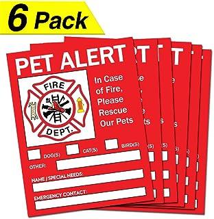 Alert Dog Sticker