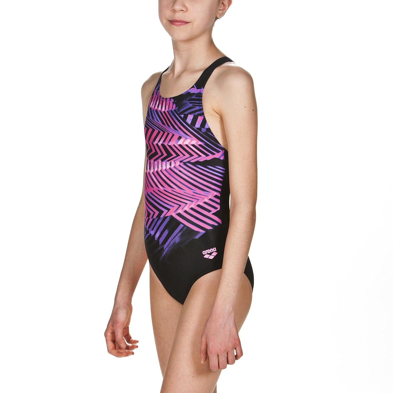 Arena Girls Spike Swimsuit, Girls, Mädchen Sport Badeanzug Spike AENA5|#Arena 000492