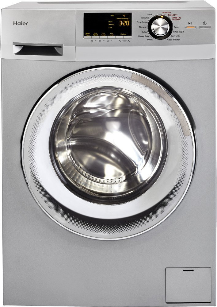 Washer Dryer In One Part - 41: Amazon.com: Haier 24-Inch Wide Front Load Washer And Dryer Combination,  Silver   HLC1700AXS: Appliances