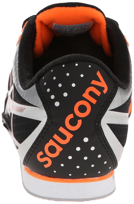 Saucony 5 Damen Herren Velocity 5 Saucony Running Spike ab871b